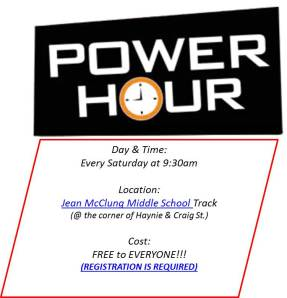 Power Hour Press Release