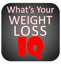Whats your Weight Loss IQ Logo