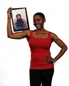 Meet Your Host!  Peacock Taylor, Fitness & NEWtrition Strategist of Get Fit, Eat Smart